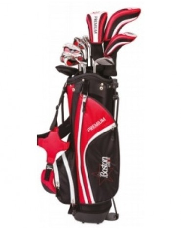 Boston Junior premium Stand bag Size 2, Size 3