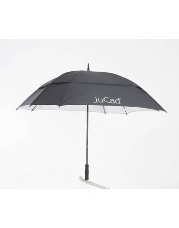 Jucad Windproof telescopic umbrella