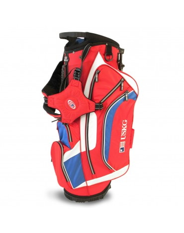 U.S.KIDS GOLF SAC COMPETITION TREPIED / CHARIOT