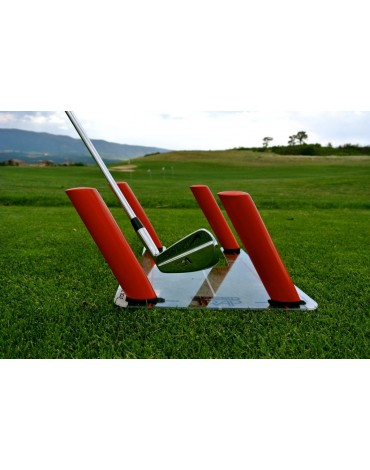 EYELINE GOLF Development plate ELSPEEDTRAP