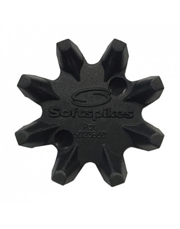 "Softspikes 20 Spikes Black Widow Fixation ""PINS"""