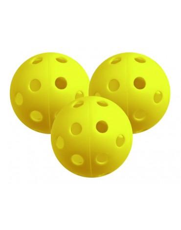 Longridge balles de practice perforées (x6)