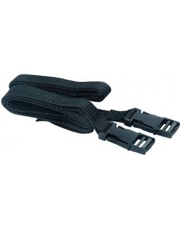Longridge Correas con clip para carro (X2)