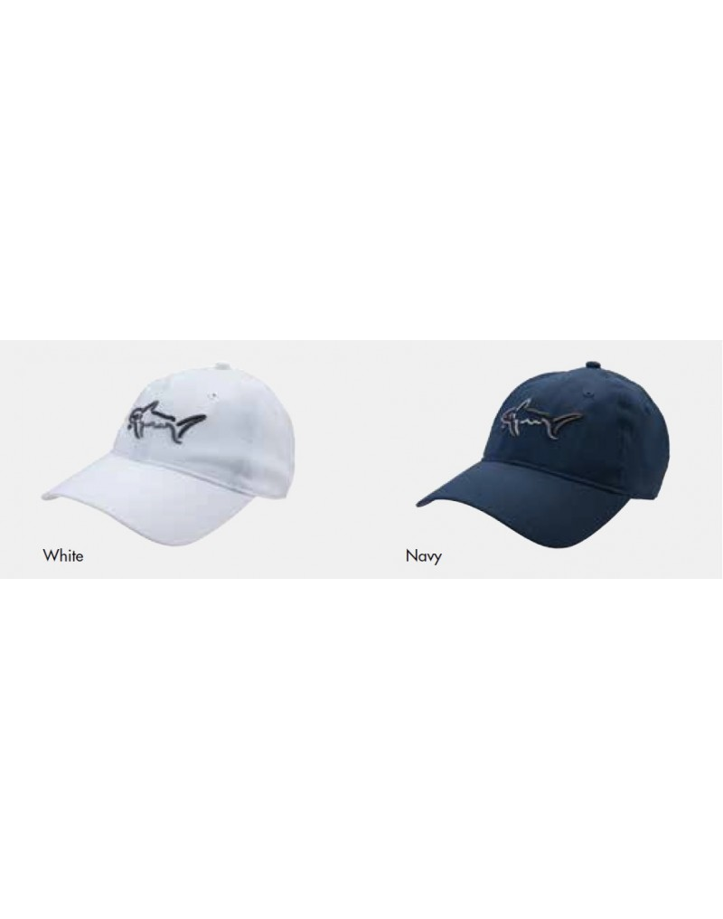 5846c807e32 Greg Norman Cap Shark - not available in Spain Portugal