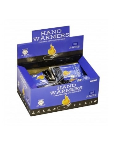 Longridge Hand warmer 8H display of 20
