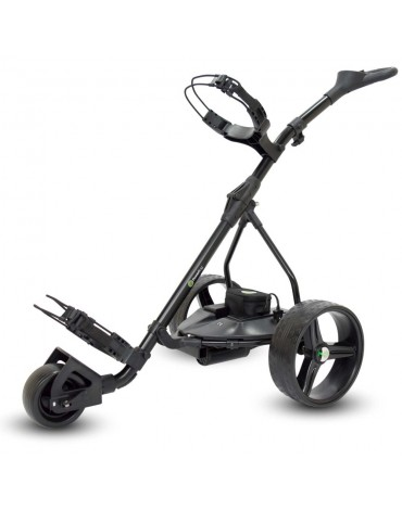 Infinity electric trolley DHC black