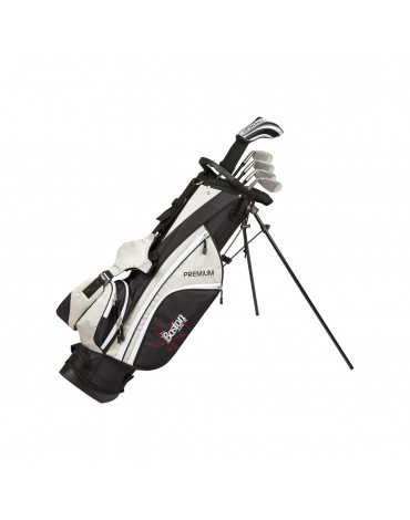 Boston Junior pack premium 1/2 serie (Bag + 6 clubs) - teenager