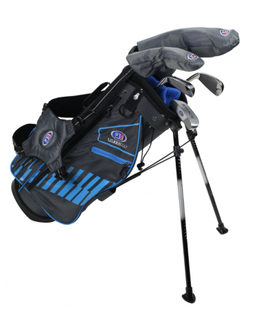 U.S.KIDS ULTRALIGHT PACK US48 (Bag + 5 clubs) 2020 - Spain : can be sold in DECATHLON only