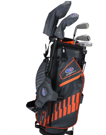 U.S.KIDS ULTRALIGHT PACK US51 (Bag + 5 clubs) / 2020 - Spain : can be sold in DECATHLON only