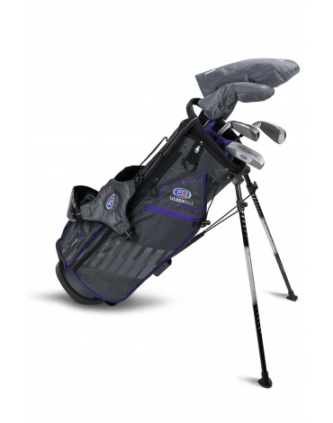 U.S.KIDS ULTRALIGHT PACK US54 (Bag + 5 clubs) / 2020 - Spain : can be sold in DECATHLON only