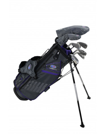 U.S.KIDS ULTRALIGHT PACK US54 (Bag + 7 clubs) / 2020 - Spain : can be sold in DECATHLON only
