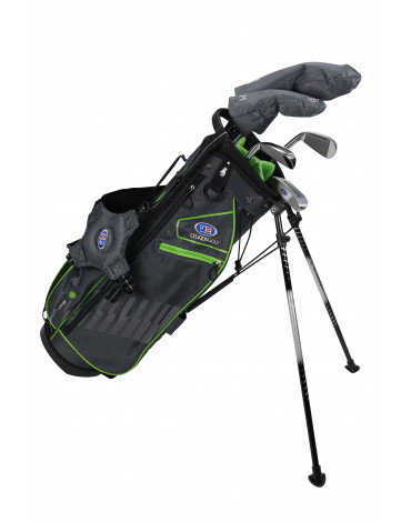 U.S.KIDS ULTRALIGHT PACK US57 (Bag + 5 clubs) / 2020 - Spain : can be sold in DECATHLON only