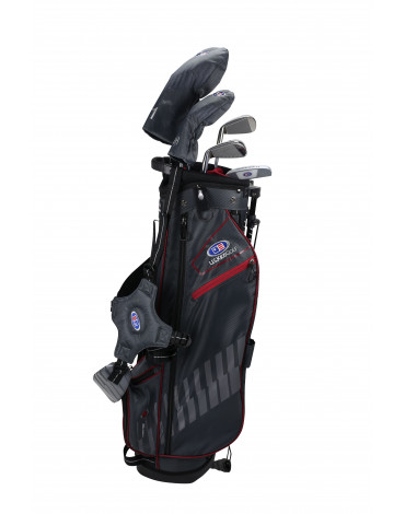 U.S.KIDS ULTRALIGHT PACK US60 (Bag + 5 clubs) / 2020 - Spain : can be sold in DECATHLON only
