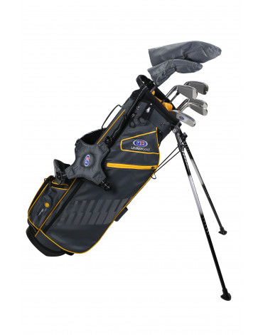 U.S.KIDS ULTRALIGHT PACK US60 (Bag + 7 clubs) / 2020 - Spain : can be sold in DECATHLON only