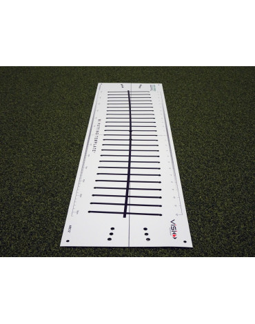 Visio Putting Mi Putting Template Face Line 18°estandar