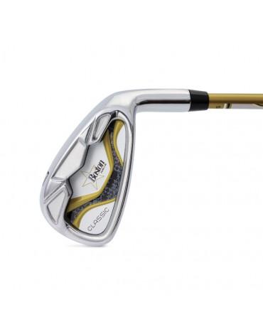Boston Junior Classic Iron 7 size 0, size 1, size 2 and size 3