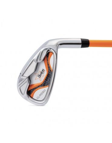 Boston Junior Classic Iron 9 size 1, size 2 and size 3