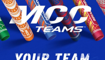 Your team, your grip : Golf Pride MCC Team